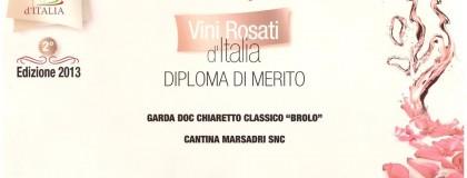 Wyróżnienie dla Chiaretto Brolo